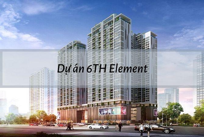 Tổng quan dự án 6TH Element – Khu đô thị Kim Chung Di Trạch