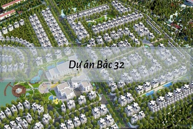 Tổng quan dự án Bắc 32 – Khu đô thị Kim Chung Di Trạch