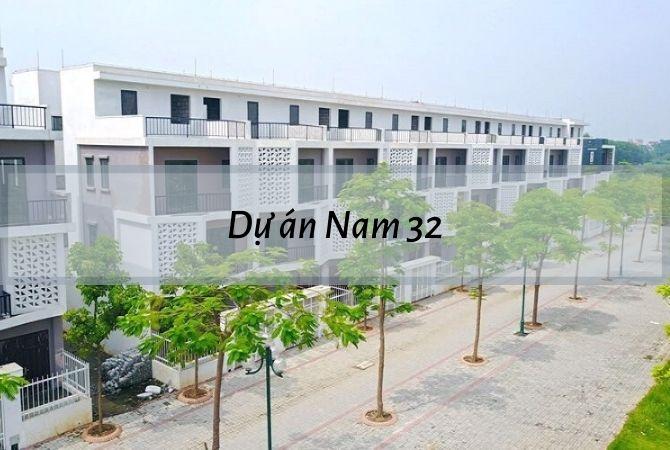 Tổng quan dự án Nam 32 – Khu đô thị Kim Chung Di Trạch
