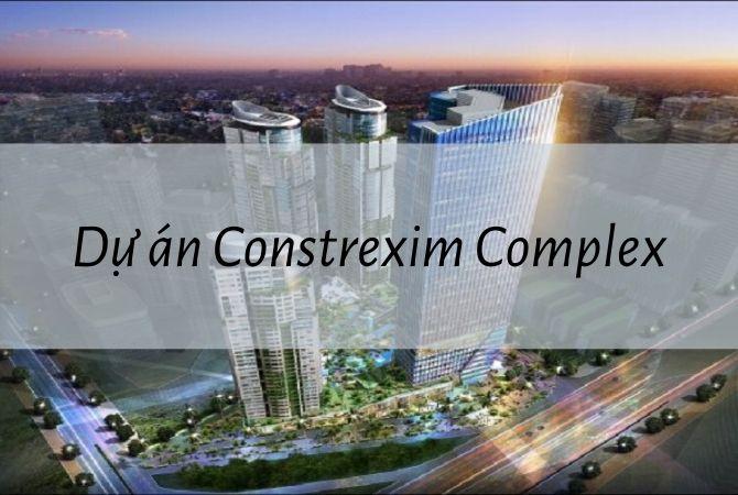 Dự án Constrexim Complex – Khu đô thị Kim Chung Di Trạch