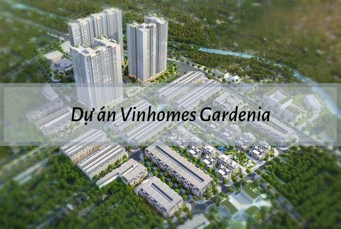 Dự án Vinhomes Gardenia – Khu đô thị Kim Chung Di Trạch