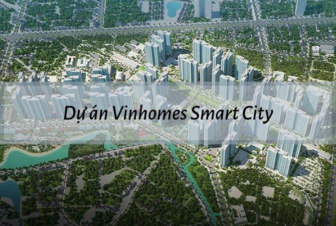 Tổng quan dự án Vinhomes Smart City – Khu đô thị Kim Chung Di Trạch