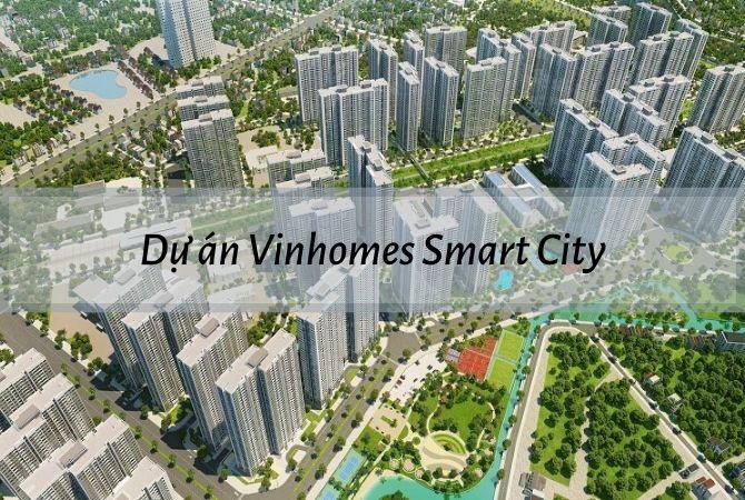 Dự án Vinhome Smart City – Khu đô thị Kim Chung Di Trạch