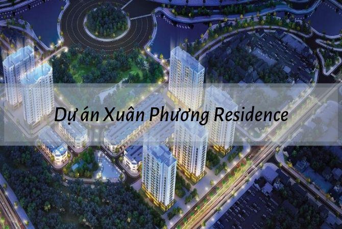 Dự án Xuân Phương Residence – Khu đô thị Kim Chung Di Trạch
