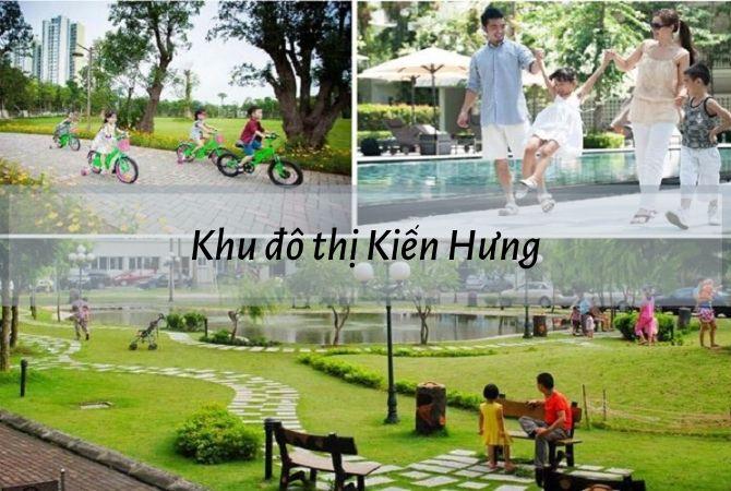 Dự án khu đô thị Kiến Hưng – Khu đô thị Kim Chung Di Trạch