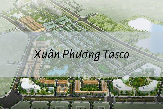 Dự án Xuân Phương Tasco – Khu đô thị Kim Chung Di Trạch
