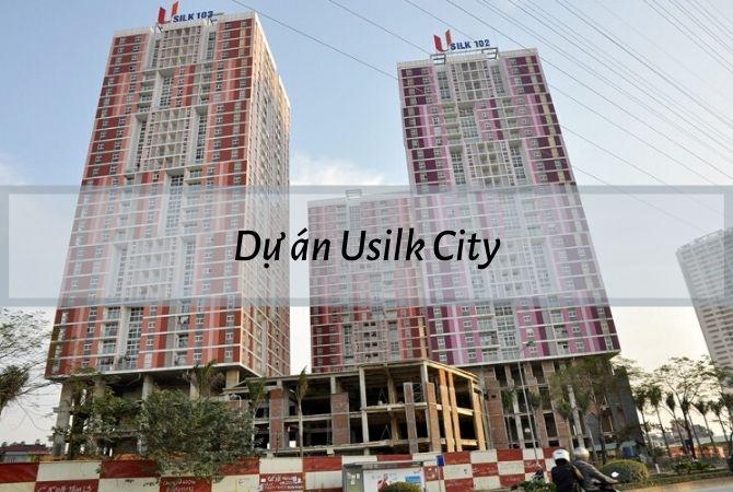 Dự án khu đô thị Usilk City | KĐT Kim Chung Di Trạch