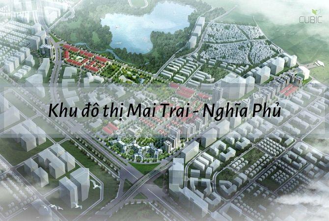 Khu đô thị Mai Trai – Nghĩa Phủ – KĐT Kim Chung Di Trạch
